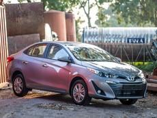 Toyota Vios sắp được bổ sung trang bị, bán ra ngay trong tháng 1/2020