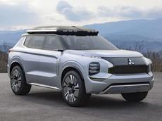 Mitsubishi Outlander thế hệ mới sẽ ra mắt vào năm sau, cùng một mẫu SUV cỡ nhỏ hơn