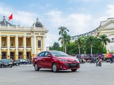 Toyota Vios 2020 chính thức ra mắt Việt Nam, thêm trang bị giá không đổi