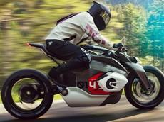 BMW phát triển công nghệ sạc không dây dành cho xe máy điện cực kỳ hiện đại và tiện dụng