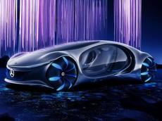 """Mercedes-Benz Vision AVTR - Xe tương lai lấy cảm hứng thiết kế từ phim bom tấn """"Avatar"""""""