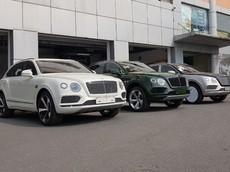 """Bentley Bentayga V8 chính hãng bán đắt như """"tôm tươi"""" tại Việt Nam"""