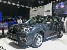Subaru Forester e-Boxer hoàn toàn mới chính thức được vén màn tại Triển lãm Ô tô Singapore 2020