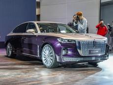 """""""Phát thèm"""" với Hồng Kỳ H9 - xe sang nội địa Trung Quốc, cạnh tranh BMW 5-Series và Mercedes E-Class"""
