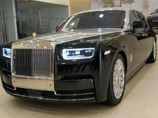 Chào hàng Rolls-Royce Phantom VIII có vách ngăn riêng tư với nhà giàu Việt, giá hơn 30 tỷ đồng