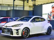 Vén màn Toyota Yaris 2020 lắp động cơ 3 xi-lanh mạnh nhất thế giới, giá không rẻ