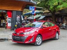 Gọi tên 10 mẫu ô tô bán chạy nhất Việt Nam trong năm 2019