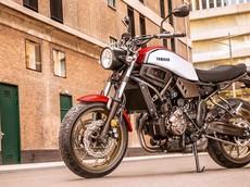 Yamaha ra mắt bản cập nhật mới nhất cho naked bike XSR700/XSR900 với màu sơn đặc biệt