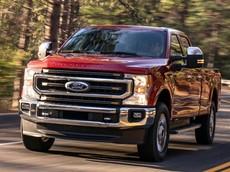 10 mẫu xe bán chạy nhất tại Mỹ trong năm 2019, xe bán tải và SUV tiếp tục thống trị