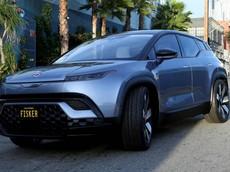 """Fisker Ocean - """"Khắc tinh Tesla Model Y"""" chính thức ra mắt với những thông số trên mây"""