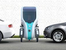 Wello Family - Chiếc xe 3 bánh nửa xe đạp nửa ô tô, dáng vẻ nhỏ bé dễ thương dùng trong đô thị