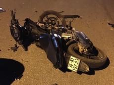 Hà Tĩnh: 2 máy tông trực diện, 2 thanh niên tử vong tại chỗ, 3 người bị thương nặng