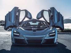 Rộ tin đồn doanh nhân Vũng Tàu chi 3 tỷ đồng cho siêu xe McLaren 720S lên gói N-Largo của Novitec