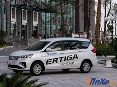 Đại lý nhận cọc Suzuki Ertiga 2020, thêm trang bị, giá tăng 6 triệu đồng