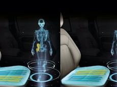 """Jaguar Land Rover giới thiệu công nghệ ghế """"biến hình"""" sẽ khiến người ngồi khỏi bị """"teo cơ"""""""