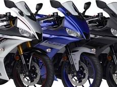 """Sport bike """"nội địa"""" Yamaha R25 ra mắt phiên bản 2020 với bộ cánh huyền ảo"""