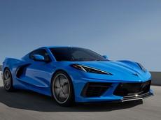 """Danh hiệu """"Xe của năm 2020 tại thị trường Bắc Mỹ"""" đã lọt vào tay Chevrolet Corvette C8 sắp về Việt Nam"""