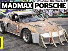 Nếu tận thế có xảy ra, đây là chiếc Porsche Boxster sẽ giúp người lái sinh tồn