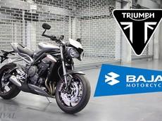 Thứ 6 tới đây, bản thử nghiệm của dự án xe Triumph - Bajaj cỡ nhỏ sẽ được giới thiệu đến các biker