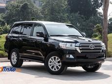 Toyota Land Cruiser thế hệ thứ 9 có thể ra mắt vào tháng 8 năm nay với động cơ mới