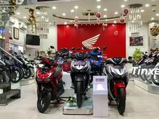 Honda Việt Nam thống trị thị trường xe máy Việt nam với 79% thị phần