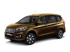Lỡ hẹn với Việt Nam, Suzuki Ertiga 2020 ra mắt tại Indonesia với màu sơn Khaki mới và màn hình 8 inch