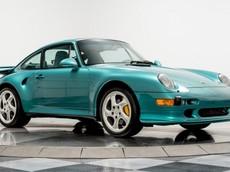 Porsche 911 Turbo S 1997 độc nhất được chào bán hơn 20 tỷ đồng