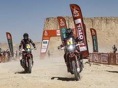 Honda chiến thắng tại Dakar Rally 2020 sau 31 năm chờ đợi