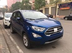 Ford EcoSport 2020 bất ngờ xuất hiện trên đường phố Hải Dương, bỏ lốp dự phòng và thêm trang bị