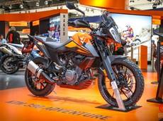 KTM 390 Adventure có thể có mặt tại Việt Nam từ tháng 2/2020, giá dự kiến khoảng 190 triệu đồng
