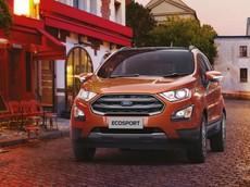 Ford EcoSport 2020 ra mắt tại Ấn Độ, vẫn còn lốp dự phòng, thay đổi động cơ