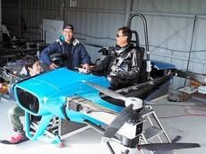 """""""Xe bay nhỏ nhất thế giới"""" của các kỹ sư Toyota bắt đầu thử nghiệm có người lái tại Nhật Bản"""