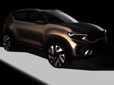 Mẫu SUV dài chưa đến 4 m Kia Sonet lộ diện, ra mắt  vào tháng sau