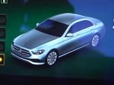 """Mercedes-Benz E-Class 2020 bản nâng cấp bất ngờ lộ ảnh """"không che"""""""
