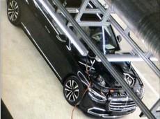 """Mercedes-Benz S-Class 2021 """"hiện nguyên hình"""" với ngoại thất tiến hóa và màn hình trung tâm cỡ lớn"""