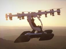 LIFT Hexa - Chiếc xe bay tiện ích mà người lái không cần đến bằng phi công