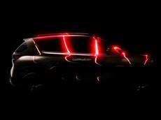 SUV đô thị Kia Sonet 2020 được hé lộ thêm hình ảnh và trang bị trước ngày ra mắt