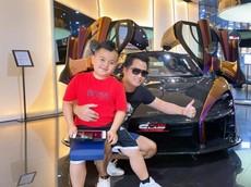 Doanh nhân quận 12 bay hẳn sang Dubai xem mắt McLaren Senna màu siêu độc, chẳng lẽ xe sắp về Việt Nam?