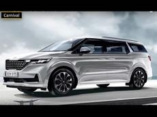 Kia Sedona 2020 ra mắt vào giữa năm nay có thể sẽ trông như thế này