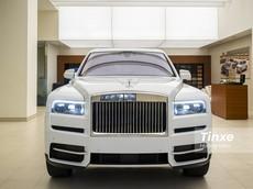 Khám phá chiếc Rolls-Royce Cullinan chính hãng đầu tiên tại Việt Nam, giá hơn 40 tỷ đồng