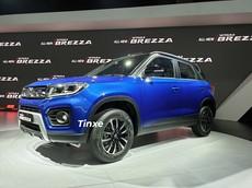 """SUV """"bán chạy như tôm tươi"""" Suzuki Vitara Brezza được bổ sung phiên bản nâng cấp"""