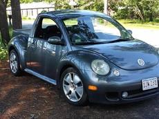 Chứng kiến Volkswagen Beetle biến thành xe bán tải chỉ trong 1 phút