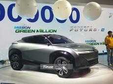 Suzuki Futuro-e - SUV lai Coupe tương lai, cạnh tranh Kia Seltos và Hyundai Creta