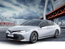 Toyota Camry 2020 thêm thể thao với phiên bản S-Edition mới
