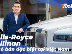 """Ông chủ Rolls-Royce Việt Nam: """"Sẽ có phiên bản cá nhân hoá của Cullinan dành riêng cho khách Việt"""""""