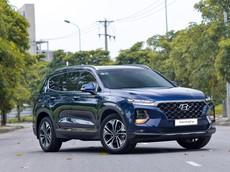 Ô tô Hyundai giảm nhiệt trong tháng nghỉ Tết Nguyên Đán