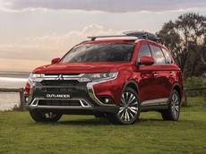 Mitsubishi Outlander 2020 bất ngờ hẹn ngày ra mắt khách hàng Việt trong tháng này