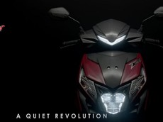 """Honda Dio phiên bản mới được ra mắt cực """"ngầu"""" tại Ấn Độ, mức giá chưa đến 20 triệu"""