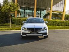 Mercedes Benz E Class: Bảng giá xe Mercedes Benz E Class mới nhất tháng 8/2020