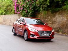 Không ngủ quên trên chiến thắng trước Toyota Vios, đại lý giảm giá Hyundai Accent tới 20 triệu đồng trong tháng 2